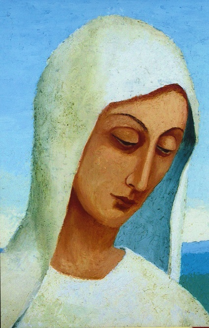 Study of Blessed Mother.jpg