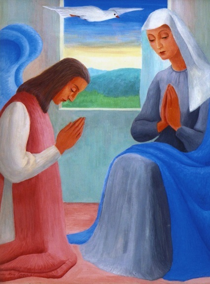 Anunciation 1946.jpg