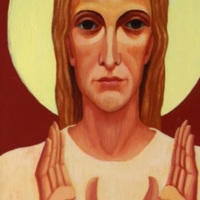 Study for Icon of Sacred Heart.jpg